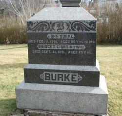 Bridget <i>Gibbs</i> Burke
