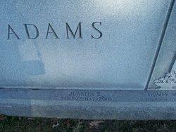 Juanita E. <i>Ritchey</i> Adams