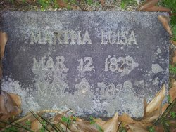 Martha Luisa <i>Fuller</i> Bates