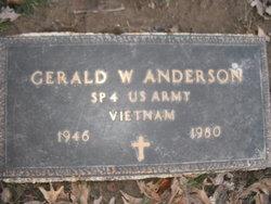 Gerald Wilbert Anderson
