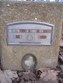 Angeline M. Ollie <i>Zumwalt</i> Anderson