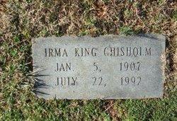 Irma <i>King</i> Chisholm