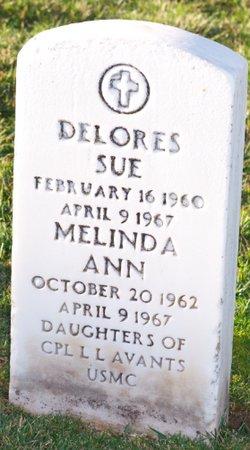 Melinda Ann Avants