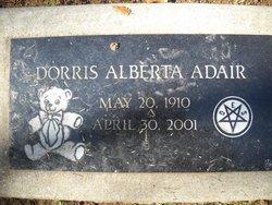 Dorris Alberta Adair