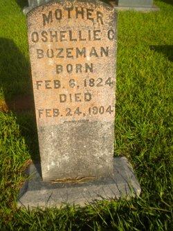 Oshellie C. <i>Everett</i> Bozeman