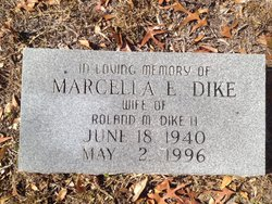 Marcella Elizabeth <i>Sarek</i> Dike