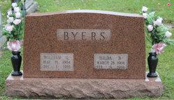 Hilda <i>Bloomquist</i> Byers