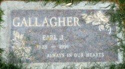 Earl J Gallagher