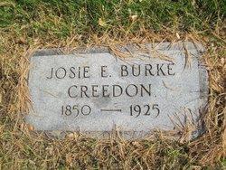 Josie E <i>Burke</i> Creedon