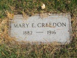 Mary E Creedon