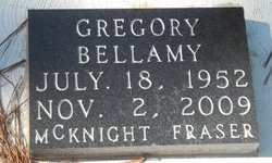 Gregory Bellamy