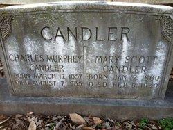 Mary <i>Scott</i> Candler