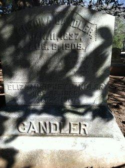 Elizabeth <i>Murphey</i> Candler