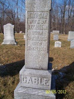 Matilda Jane <i>Winebrenner</i> Cable