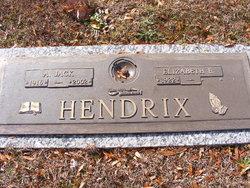 Arthur Jackson Jack Hendrix