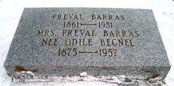 Odile <i>Becnel</i> Barras