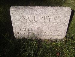 Katherine <i>McFarland</i> Cuppy