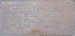 William Eben Crossen