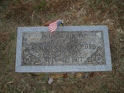 Arnold Ray Bradford