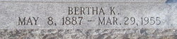Bertha Katherine <i>Freitag</i> Berdeaux