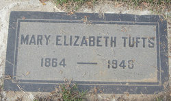 Mary Elizabeth Tufts