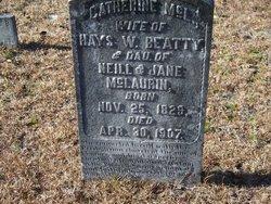 Catherine <i>McLaurin</i> Beatty