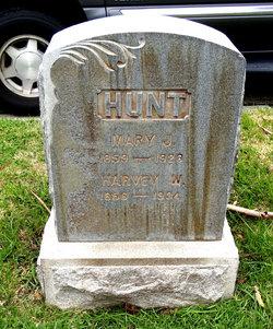 Mary Jane <i>Walizer</i> Hunt