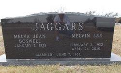Melva Jean <i>Boswell</i> Jaggars