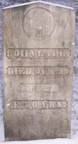 John W Gale