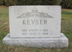 Rose C. Keyser
