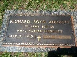 Richard Boyd Addison