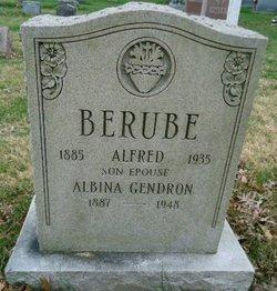 Albina <i>Gendron</i> Berube