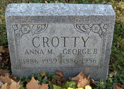 Anna M. <i>Froelich</i> Crotty