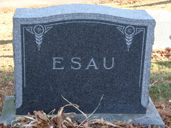 Elizabeth Baker Lizzie <i>Smith</i> Esau