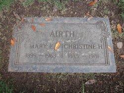 Christine H Airth
