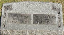 Margaret <i>Geddis</i> Beebe