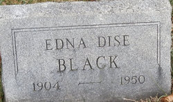 Edna Dise Black