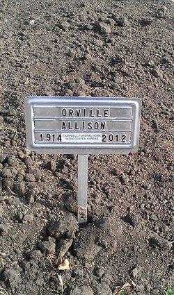 Orville Roy Allison