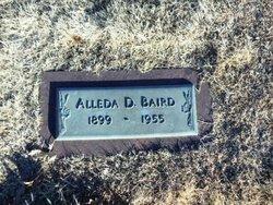 Alleda D. Baird