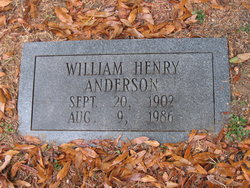 William Henry Anderson