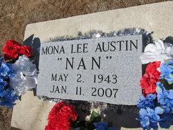 Mona Lee <i>Bolling</i> Austin