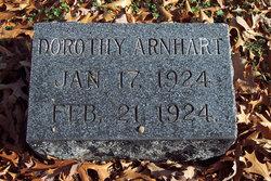 Dorothy Elizabeth Arnhart