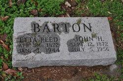 John H Barton