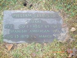 William Ellis Bell