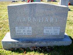 Minnie Elizabeth Flora Barnhart