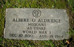 Albert Oscar Aldridge