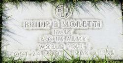 Philip Battiste Moretti