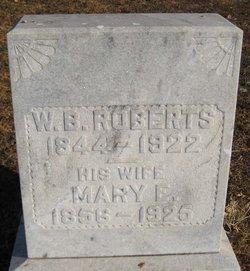 Mary E Roberts