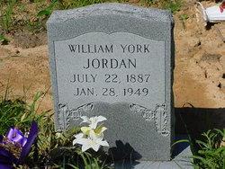 William York Jordan