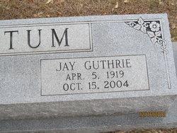Jay Guthrie Altum